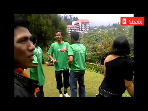 Kelakuan Bejat Dangdut Saweran nafsu sama Biduan Hajatan Kampung
