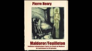 Pierre Henry - PREMIER CHANT : 4. Un poulpe au regard de soie (Strophe 9)