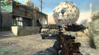 Call of Duty: Modern Warfare 3 - Multiplayer gameplay MOAB HD*
