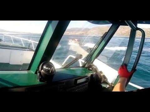 Westliche Mittelmeerroute: Illegale Einreise per Jetski nimmt zu