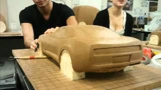 2e année Design Transport : Atelier maquette