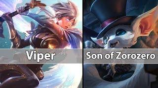 [ Viper ] Riven vs Gnar [ Son of Zorozero  ] Top - Viper Riven Stream Comback