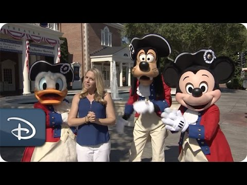 iNSIDE Disney Parks EXTRA - Fourth of July at Disney Parks