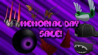Roblox Memorial Day SALE 2019! *Profit!* (NEW LIMITEDS?!)