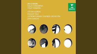 Cello Sonata No. 2 in C Minor (2nd Version) , G.2b: III. Allegretto