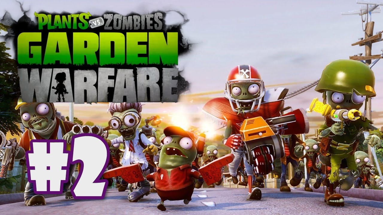 Plants Vs Zombies Garden Warfare 2 Gnome Bomb Youtube