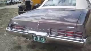 1971 Buick Centurion Convertible