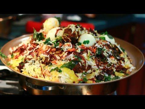 ആവിയിൽ ധം ചെയ്തു  എടുത്ത ചിക്കൻ ബിരിയാണി || Kerala Dum Chicken Biriyani
