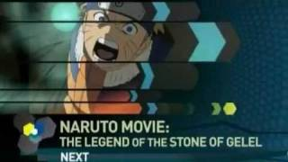 Naruto The Movie 2 Legend Of The Stone Of Gelel 2005 Full Movie Full ...
