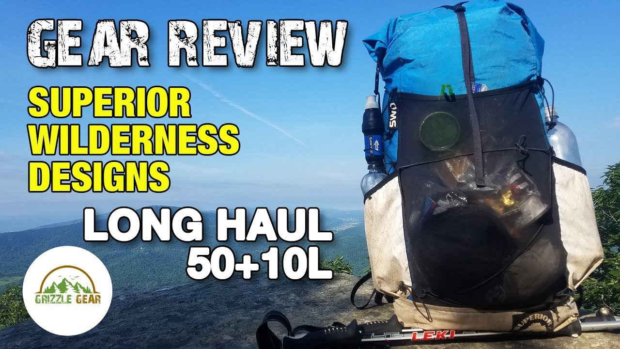 Gear Review  Superior Wilderness Designs Long Haul 50+10L Backpack ... 7441c80d761d
