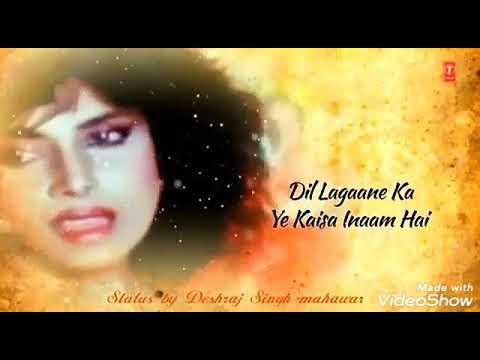 Status Kya Yahi Pyar Karne Ka Anjam Hai Status Female Version ♥️🌼❤️🌼♥️♥️🌼🌼❤️😣😣😣😣😣