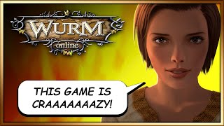 Top 10 Craziest things you can do in Wurm Online / Wurm Unlimited!