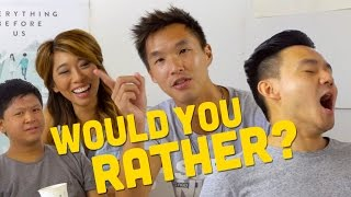 Would You Rather - Lunch Break!