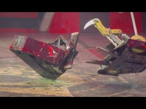 Robot Wars Classics: Androne 4000 vs. Tauron Mk 2