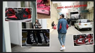CHINESE HYPE-BEAST DID SOME CRAZY SHOPPING IN MANHATTAN 我在纽约到底去了哪些店?