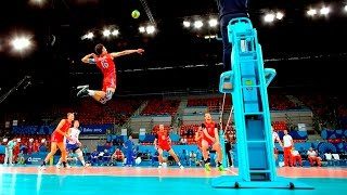 Volleyball Attacks: Crazy and Unbelievable Volleyball Attacks Ever