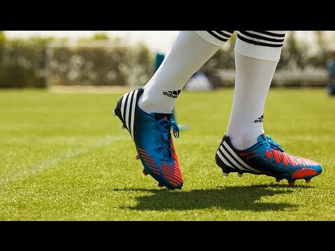 sneakers for cheap ee57c 19a72 adidas Predator LZ miCoach   Lethal Zones   Unboxing   freekickerz - YouTube