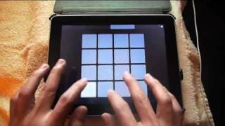 Virtual MPC on an iPad