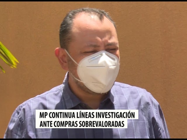 Investigaciones del Ministerio Público