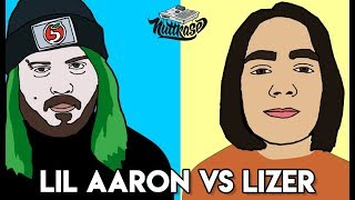 �������� ���� Мультик: LIZER VS LIL AARON (Boyfriendz) ������