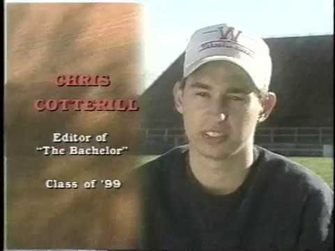 1996 - Chris Cotterill '99 on the Wabash College Experience