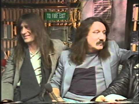 Uriah Heep 1985 Interview (7 of 100+ Interview Series)