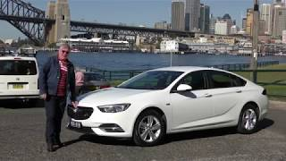 Holden 2019  Commodore VXR and Calais driven and rated