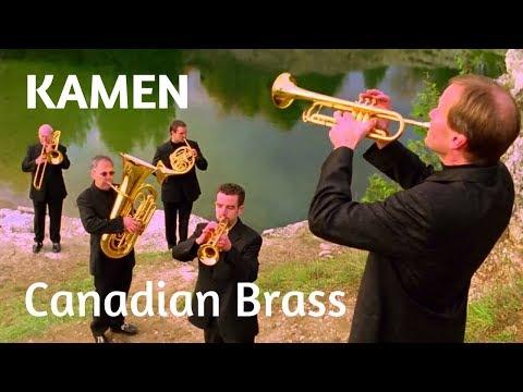"""Michael Kamen - Canadian Brass """"Quintet"""""""