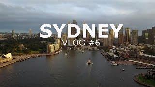 Australijski klimat - pająki, agresywne owady, panoramy Sydney i inne - dzień 1 i 2 vlog #6