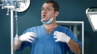 Неудачная хирургия, Врач дилетант не правильно сделал пластическую операцию!