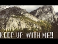 THREE National Parks in THREE Days!!   Death Valley   Sequoia   Yosemite