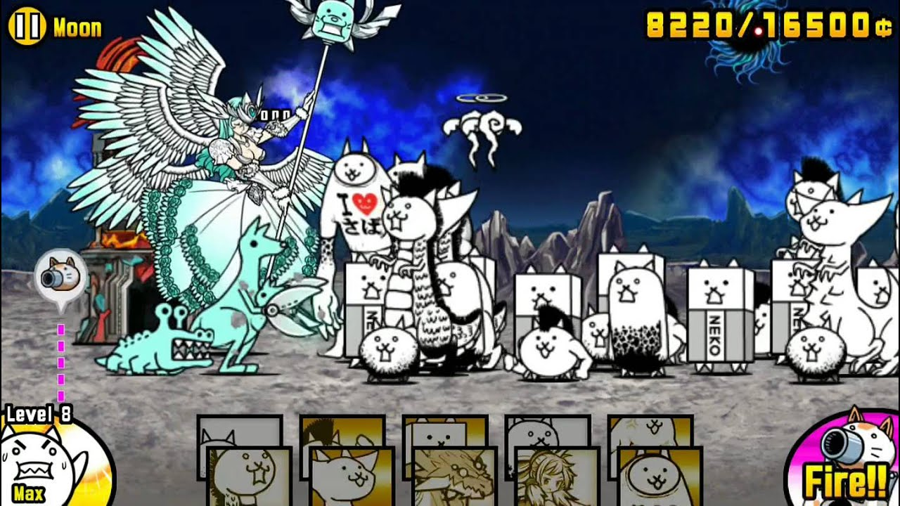 the battle cats 2