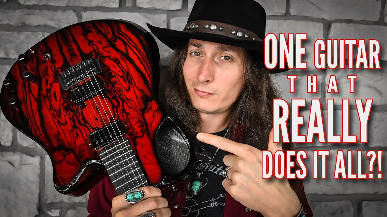Can there Really be ONE GUITAR that does it ALL?!