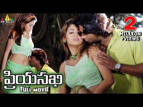 Priyasakhi   Telugu Latest Full Movies   Madhavan, Sada   Sri Balaji Video