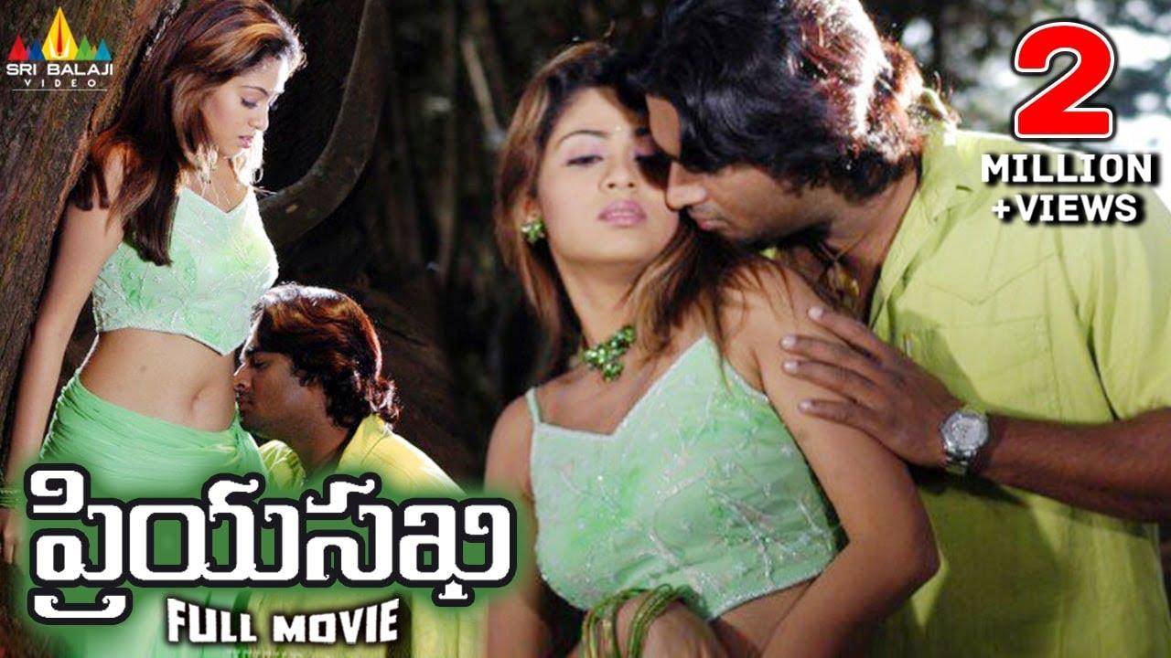 Download Priyasakhi Telugu Full Movie | Madhavan, Sada | Sri Balaji Video