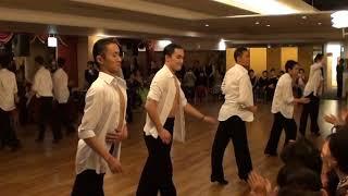 京成大久保駅にあるダンスカフェゴードンの若手メンバーによりますラテ...
