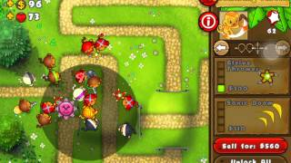 Bloons Tower Defense 5 (iPhone Gameplay) Ep. 2