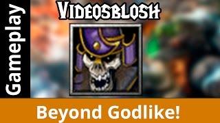 [VB] Dota 6.81d - Skeleton King, King Leoric - Beyond GODLIKE!