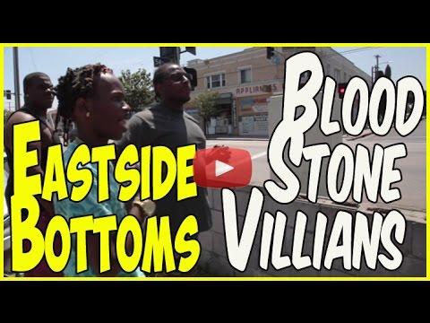 In Blood Stone Villians hood, Eastside Bottoms in South Los Angeles
