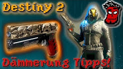 Destiny 2: Dämmerungs Strike Tipps! + 5 Min für Rattenkönig! Gameplay Guide [German Deutsch]