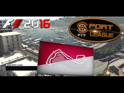 Sport League F1 2016 #06 GP Monaco Montecarlo 21.11.16 - Live Streaming 1080p
