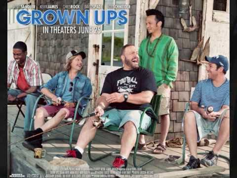 Grown Ups Spill Review