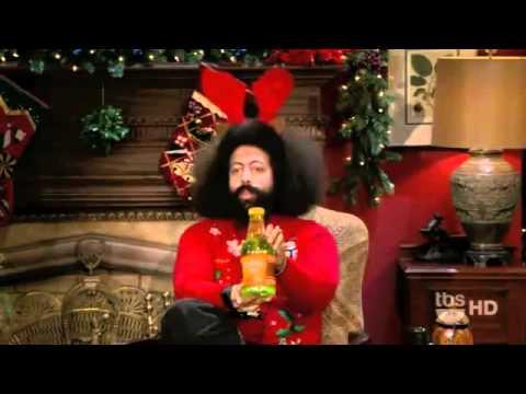 Reggie Watts on Conan : Kwanzaa Juice