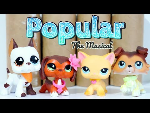 If LPS Popular Was A Musical || Short Skit