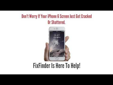 iPhone 6 Screen Repair Dallas
