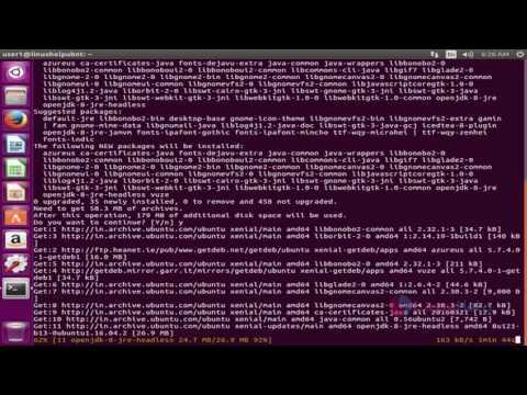 How to Install Vuze BitTorrent Client 5.7.4 in Ubuntu 16.04