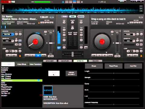 Free Download Virtual DJ Mix