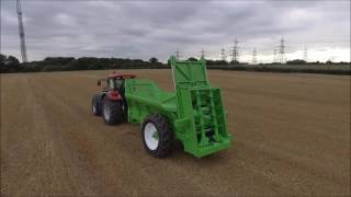 Agri-Hire VB8 spreader