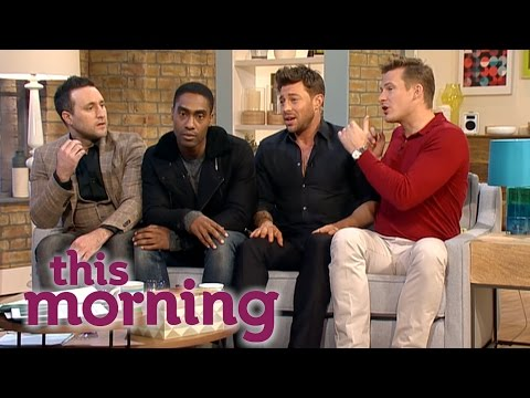 Boyband Blue On Running A Bar In Ibiza | This Morning