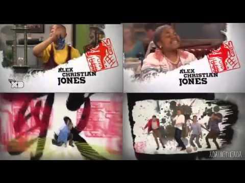 Kickin It Theme Song Seasons 1 4 HD
